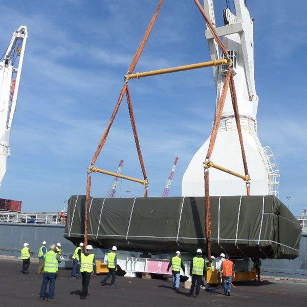 Military Antenna - Kamor Logistics